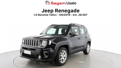 Usato Viale Liguria: Jeep Renegade 1.0 T3 Business